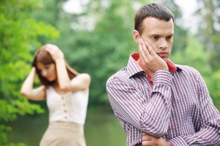 Рассталась с парнем: почему ушел
