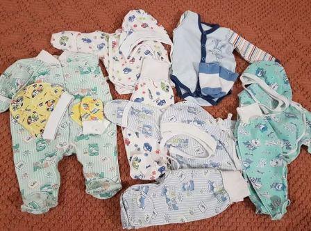 Какие вещи нужны для новорожденного