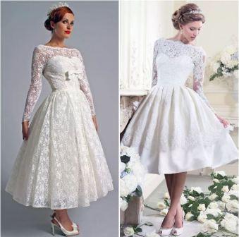 Свадебные платья ретро винтаж