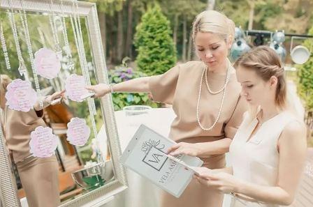 Свадебный организатор: обязанности