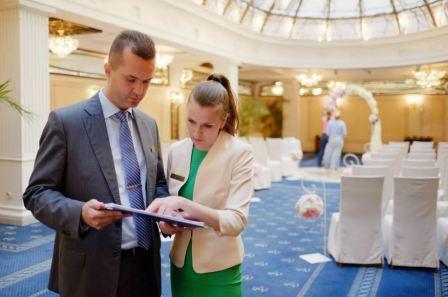 Свадебный организатор координатор