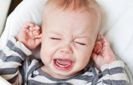 У ребенка истерика без причины