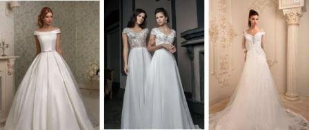 Мировые свадебные бренды