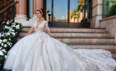 Свадебное платье по фигуре выбираем