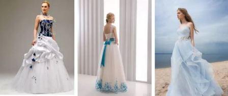 Выбирать свадебное платье с женихом