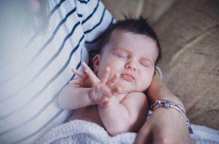 Какой ребенок 1 месяц