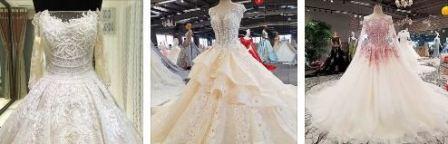 Цвет свадебного платья в Китае