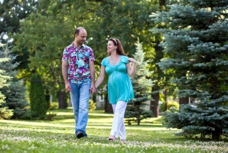 Ребенок на 20 неделе беременности