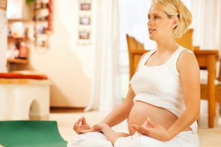 25 неделя беременности: развитие