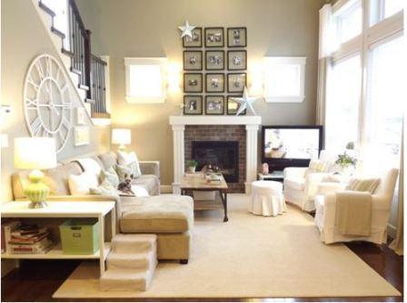 Деревенский стиль в интерьере квартиры