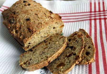 Бездрожжевой хлеб: польза