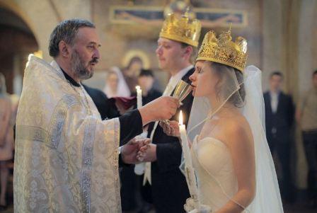 Обряд венчания на царство