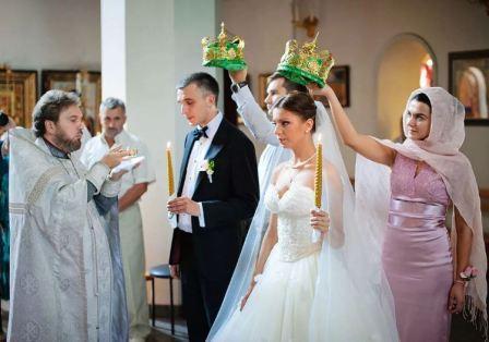 РРусский обряд венчания