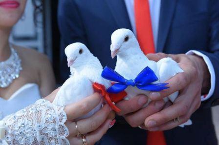 Свадьба в русском стиле: фото