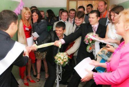 Песни свадебных обрядов