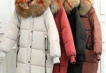 Как выбрать пуховик на зиму