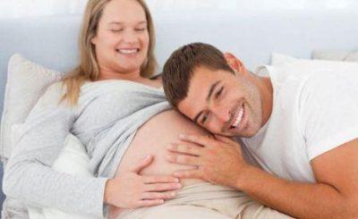Беременность: общение с ребенком