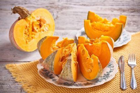 Тыква - оранжевое чудо с лечебными свойствами