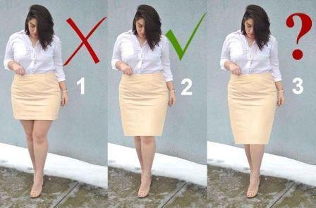 Как правильно подобрать фасон юбки по фигуре, несколько секретов