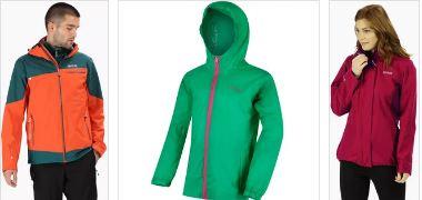 Одежда Regatta Great Outdoors, куртки и ботинки