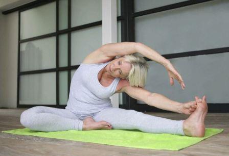 Похудение и гибкость в домашних условиях, комплекс упражнений