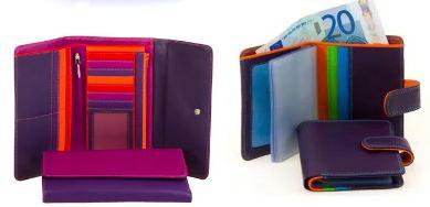 Цветные кошельки и сумки Mywalit